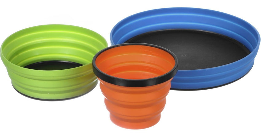 Sea To Summit X-Set: 3-PCE | Camping Cookware | NZ