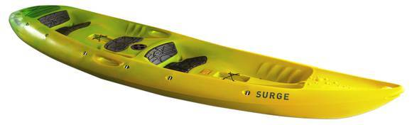 Mission Surge Package: Includes 2 Splash Paddles, 2 Freetime PFDs