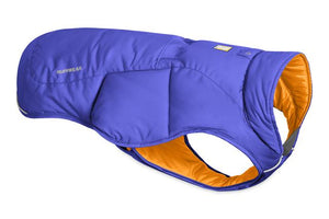 Ruffwear Quinzee Jacket Huckleberry Blue