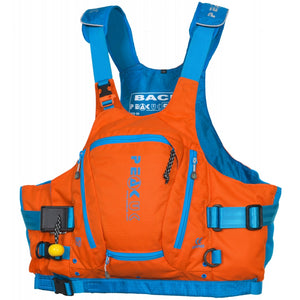 Peak UK River Wrap PFD | Whitewater Kayaking | NZ