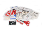 Lifesystems Waterproof First Aid Kit contents