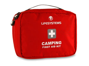 Lifesystems Camping First Aid Kit | Hiking and Camping Gear | NZ