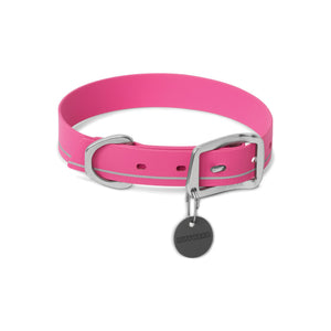 Ruffwear HeadWater Dog Collar Alpenglow Pink