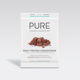 Pure Whey Protein Sachet 30g - Chocolate | Pure Sports Nutrition NZ