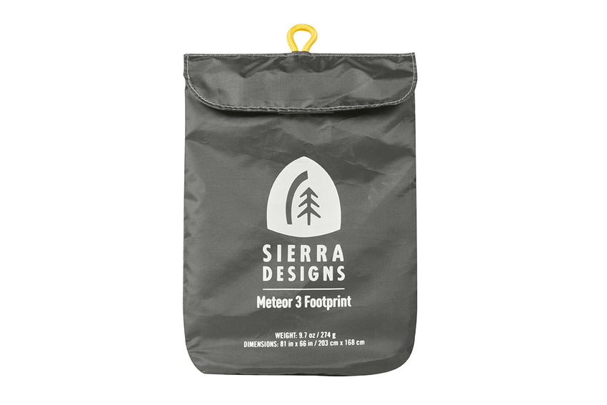 Sierra Designs Meteor 3 Footprint