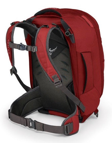 Osprey Farpoint 40 | Osprey NZ | Hiking and Day Packs