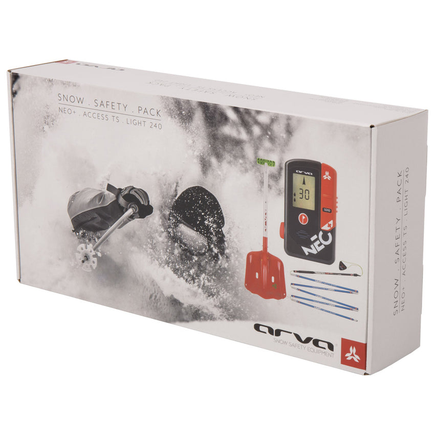 Arva Evo 4 Snow Safety Pack | Avalanche Safety Kit | NZ