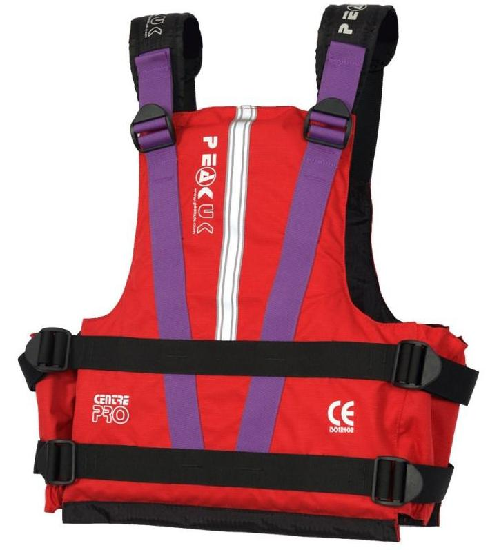 Peak UK Centre Pro PFD w/ Collar