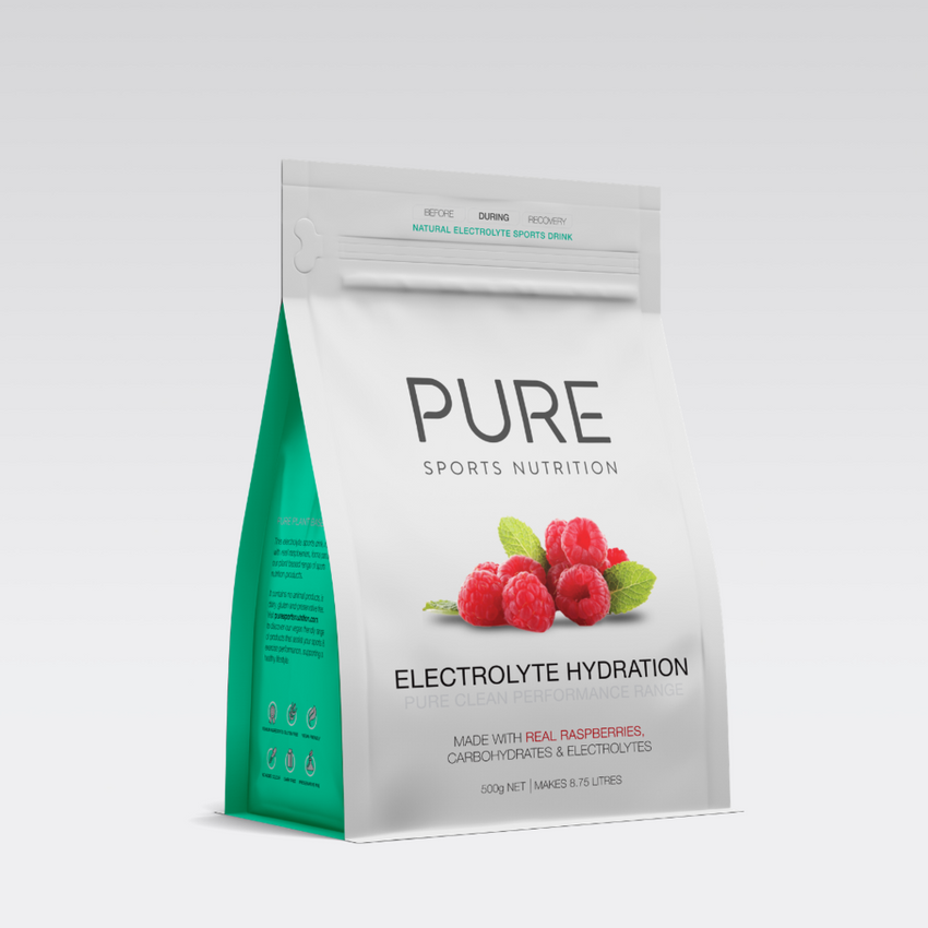 Pure Electrolyte Pouch Raspberry