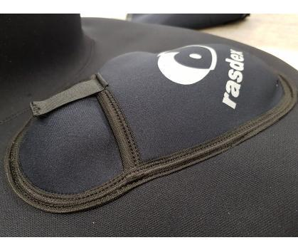 Rasdex Barracuda Spraydeck with Food Pocket | Kayak Spray Skirt NZ