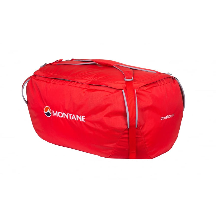Montane Transition 100L Kit Bag | Travel Bags and Duffles | NZ