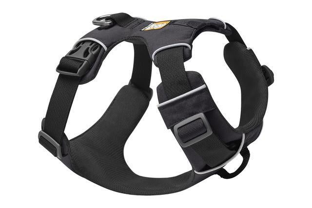 Ruffwear Front Range Harness | Ruffwear NZ | Hiking and Running Dog Harness - Twilight Grey