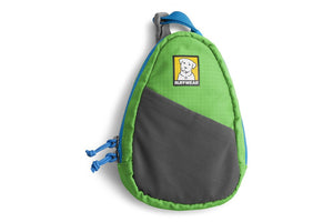 Ruffwear Stash Bag | Outdoor and Running Dog Gear | Ruffwear NZMeadow Green