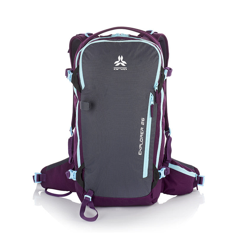 Arva Explorer 26 Pack | Ski-Touring & Alpine Pack | NZ Purple