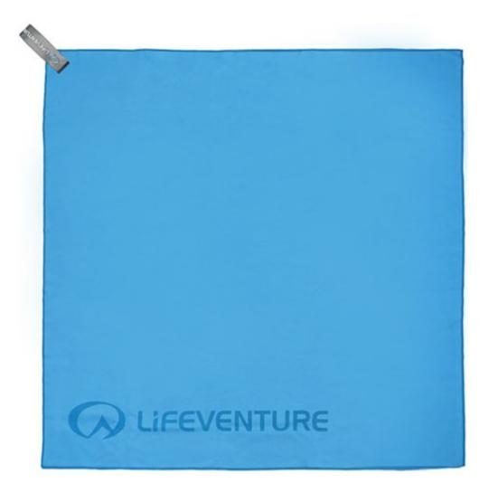 Lifeventure Soft Fibre Towel - Pocket | NZ | Lightweight Travel Towel