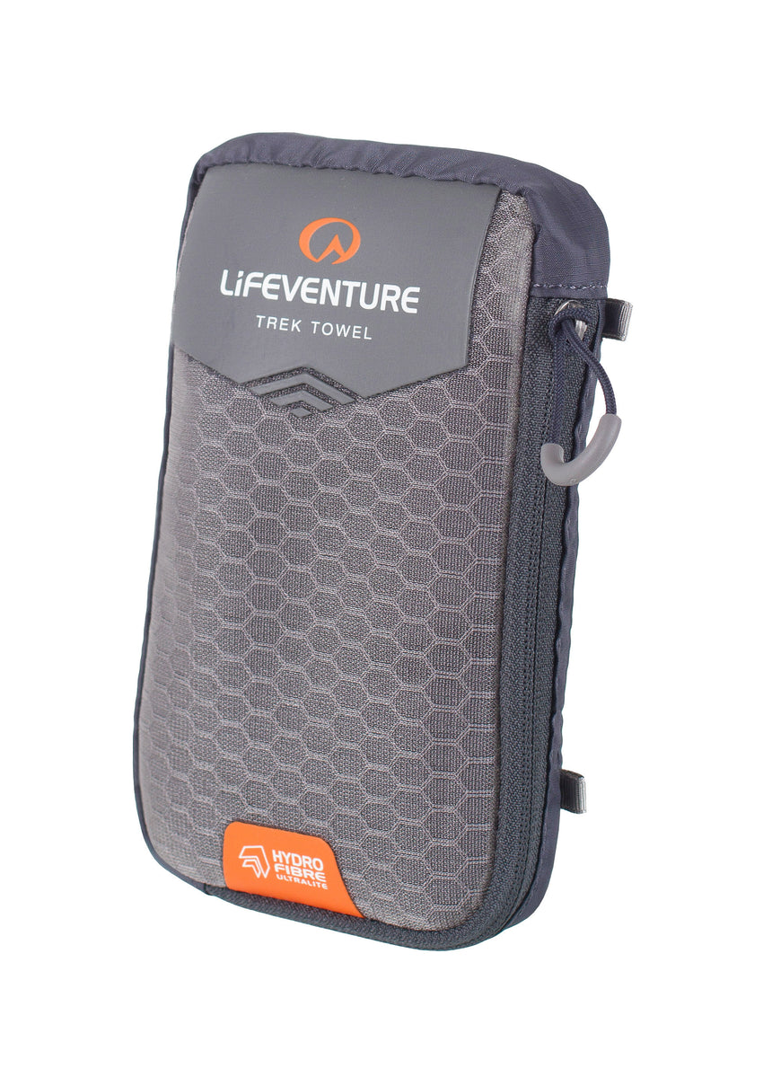 Lifeventure Hydro Fibre Towel - Large | Travel Towel | NZ