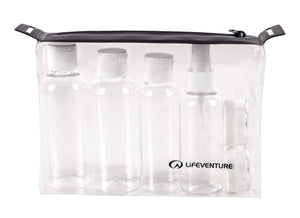 Lifeventure Flight Bottle Set | Travel Accessories | NZ
