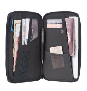 Lifeventure RFID Document Wallet | Travel Wallets and Accessories | NZ