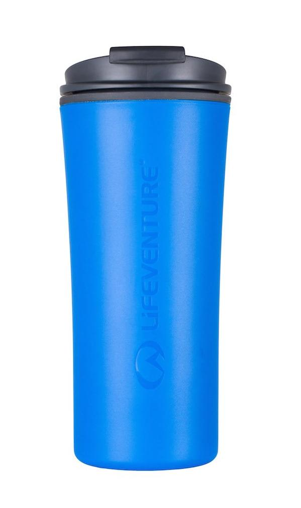 Lifeventure Eclipse Travel Mug | Outdoor and Travel Flask | NZ Blue