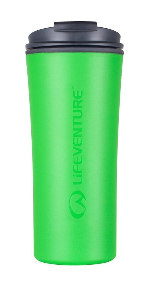 Lifeventure Eclipse Travel Mug | Outdoor and Travel Flask | NZGreen