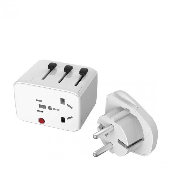 Lifeventure USB Travel Adaptor | Travel Accessories | NZ