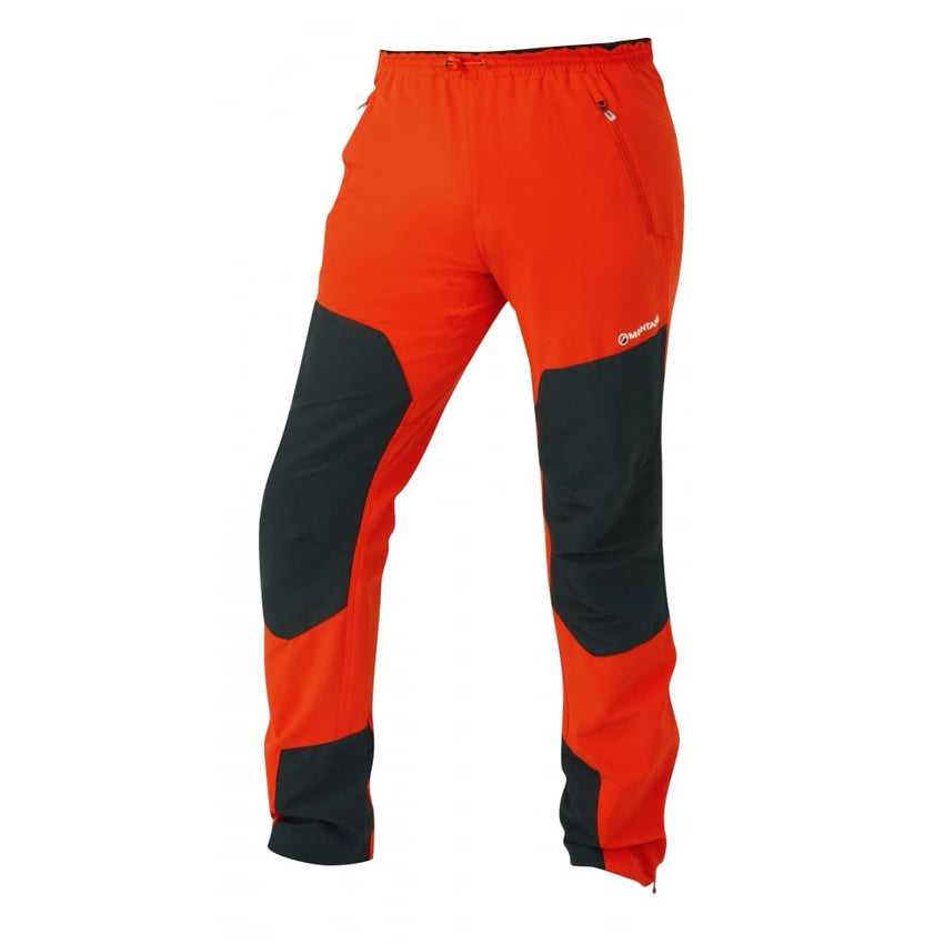 Montane Alpine Stretch Pants Orange