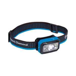Black Diamond Storm 400 Headlamp | 400 Lumen Head Torch NZ | Further Faster NZ
