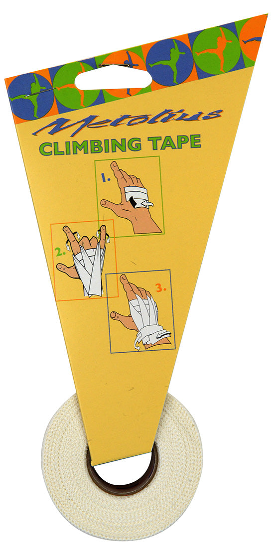 Metolius Climbing Tape | Rock Climbing Tape and Gear | NZ White