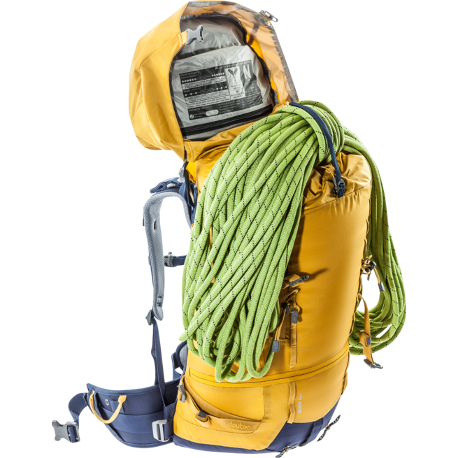 Deuter Guide 44+ | Alpine and Mountaineering Backpack | NZ