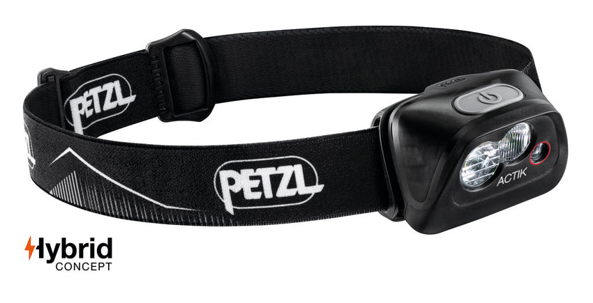 Petzl Actik | Lightweight 300 Lumen Headlamp | Petzl NZ | Running