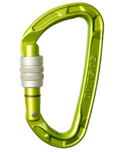 Edelrid Pure Screw Carabiner | Climbing Carabiners and Quick Draws NZ