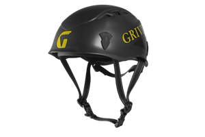 Grivel Helmet Salamander 2.0 Black | Climbing Helmet and Gear | Further Faster NZ