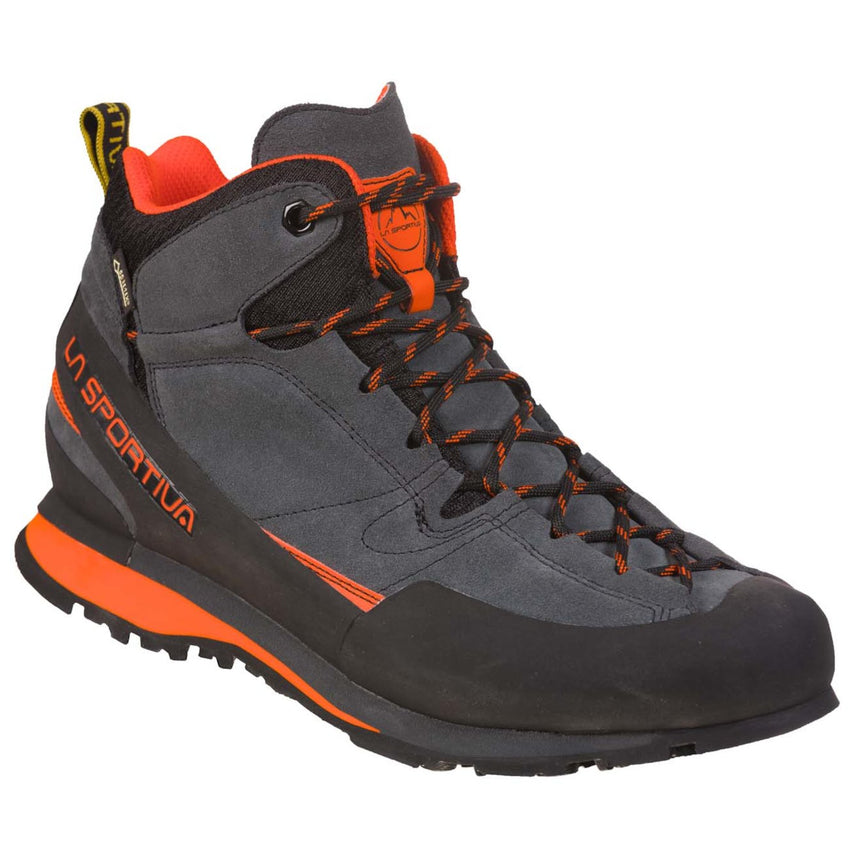 La Sportiva Boulder X mid | La Sportiva NZ | Hiking and Approach Boot