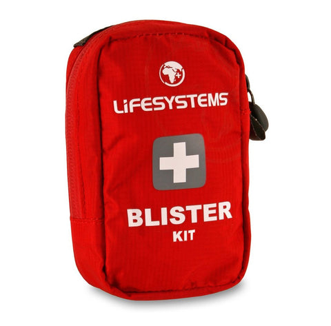 first aid kit to treat blisters