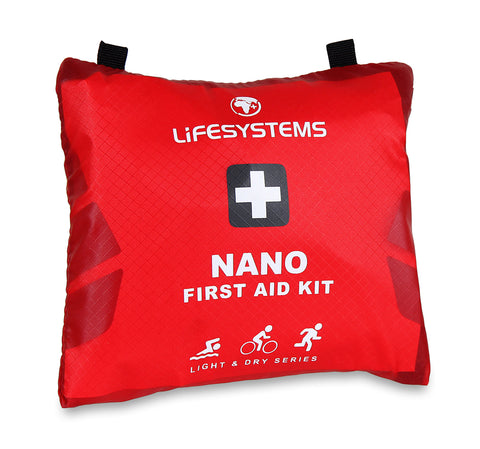 Lifesystems Light and Dry Nano First Aid Kit for adventure racing