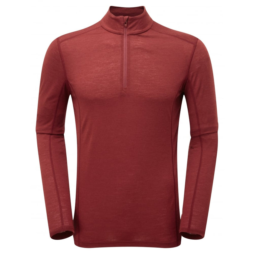 Montane Primino 140 Zip Neck | Men's Thermals | Base Layers NZ