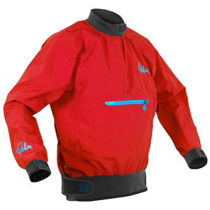 Palm Vector Splash Jacket Red