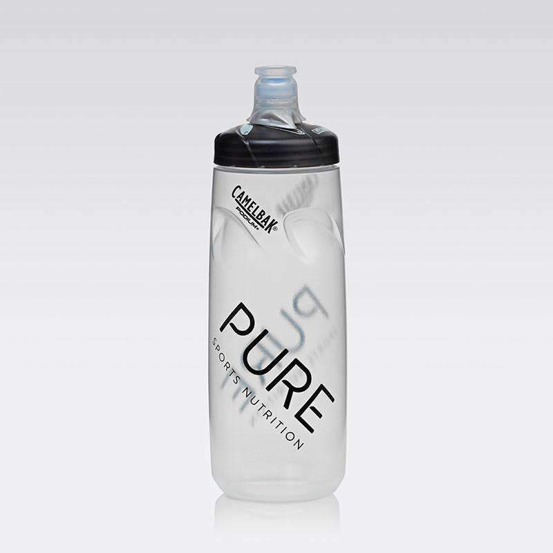 Pure Premium Drink Bottle | Running and Cycling Hydration | NZ
