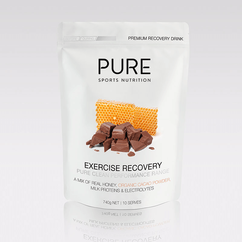 Pure Exercise Recovery | Sports Nutrition and Supplements | NZ