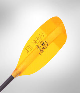Werner Sherpa Bent Shaft Kayak Paddle | Whitewater Paddle | Werner NZ