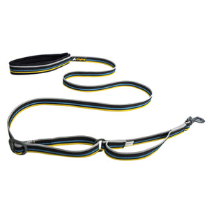 Olly Dog Urban Trail Adjustable Leash Anthracite