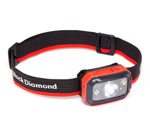 Black Diamond Revolt 325 Headlamp | Head Torches for Hiking | NZ