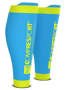 Compressport Calf R2 V2 | Compression Trail Running Calf Sleeves | NZ