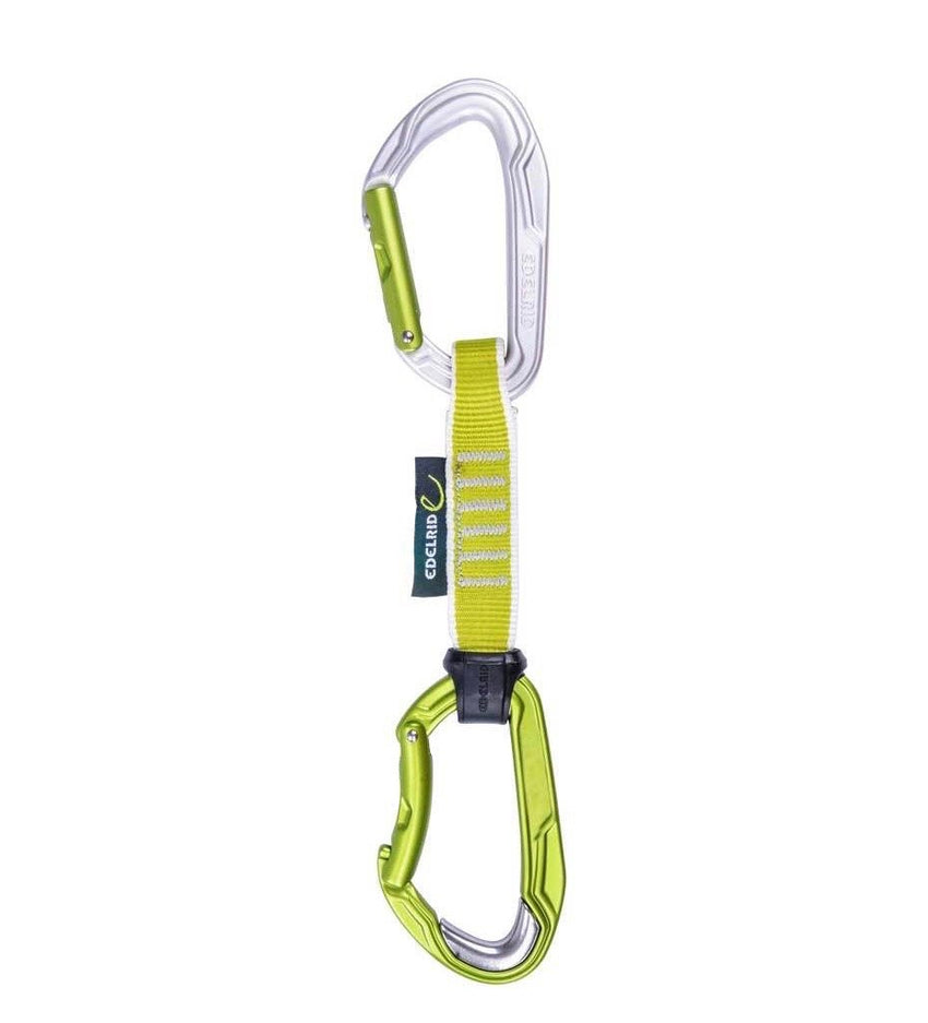 Edelrid Bulletproof Quickdraw Set - 12cm | Climbing Equipment | NZ
