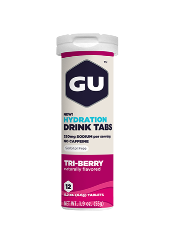 Gu Hydration Drink Tablets | Sports Nutrition and Electrolytes | NZ Triberry