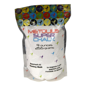 Metolius Super Chalk - 9oz | Rock Climbing and Bouldering Chalk | NZ