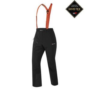 Montane Alpine Resolve Pants Mens NZ | Waterproof Alpine and Ski Touring Pants | Further Faster NZ