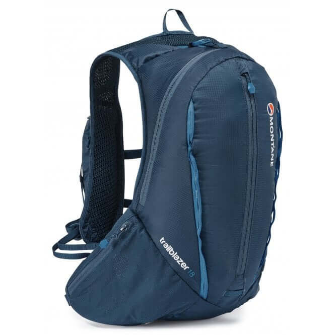 Montane Trailblazer 18 | Fastpacking & Trail Running Pack NZ | Montane NZ | Further Faster NZ