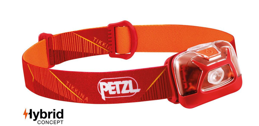 Petzl Tikkina Headlamp | Camping and Hiking | NZ