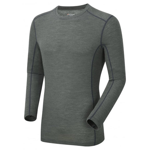 Primino 140 Long Sleeve Crew Merino Shirt